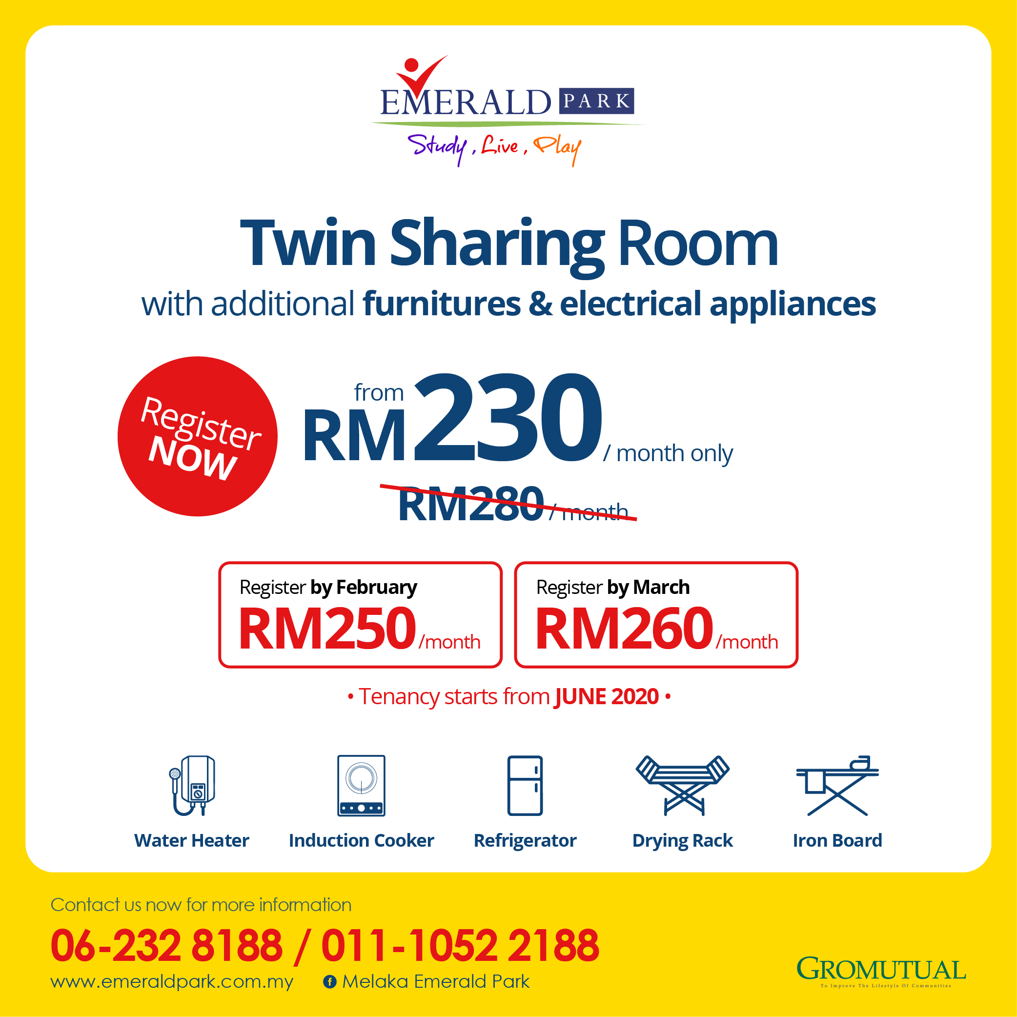 Twins sharing room from Rm230 Only-01
